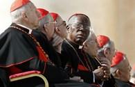 """""""Nín thở"""" trước mật nghị bầu tân giáo hoàng"""