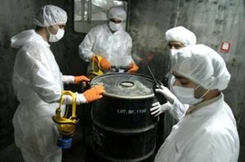 Iran tuyên bố khánh thành cơ sở sản xuất uranium mới