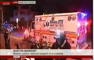 Nghi phạm vụ đánh bom Boston đã bị bắt