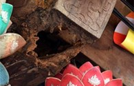 Hình ảnh xuống cấp nghiêm trọng của chùa Một Cột
