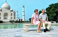 Những hình ảnh hiếm hoi bên nhau của vợ chồng Tổng thống Putin