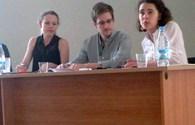 """Edward Snowden """"muốn tị nạn ở Nga"""""""