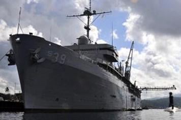 Philippines dùng vịnh Subic để triển khai lực lượng nhanh chóng ra biển Đông