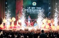 LĐLĐ tỉnh Phú Thọ mittinh chào mừng thành công ĐH XI CĐVN