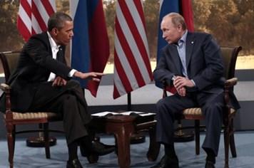 """Ông Obama """"buộc lòng"""" phải hủy cuộc gặp với Tổng thống Putin"""