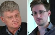 Cha con Edward Snowden khiến luật sư tá hỏa