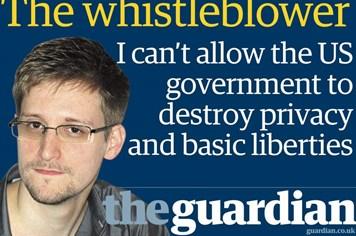 Tình báo Anh ép Guardian hủy ổ cứng để xóa tài liệu mật của Snowden