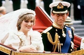 Tiết lộ đầy xúc động về tình yêu của Công nương Diana với Thái tử Charles