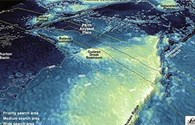 """Vụ MH370: Phát hiện """"vật thể cứng"""" dưới đáy biển"""