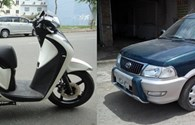 Vì sao người Việt thích chạy SH giá ngang xe hơi?
