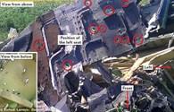 Hà Lan công bố một loạt hình ảnh đầy đủ, tang thương về MH17