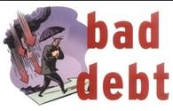 Nợ xấu là vấn đề của nền kinh tế