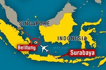 Cơ quan tìm kiếm và cứu hộ Indonesia: Máy bay Air Asia QZ8501 đã rơi