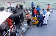 Tìm thấy 16 thi thể trên máy bay AirAsia, khoanh vùng tìm kiếm 5.400 km2