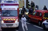 Lại xảy ra vụ bắn cảnh sát Paris, 2 người thương vong