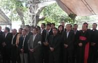 Tường thuật: Hàng nghìn người dân đến dự lễ truy điệu ông Nguyễn Bá Thanh