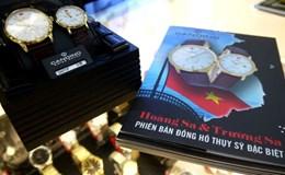 """Báo Mỹ đánh giá cao đồng hồ """"Hoàng Sa & Trường Sa là của Việt Nam"""""""