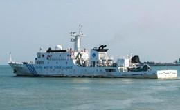 Trung Quốc điều hai tàu tuần tra trái phép tới Hoàng Sa