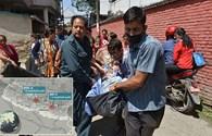 NÓNG: Toàn cảnh hoảng loạn tại Nepal trong trận động đất 7,3 độ richter sáng 12.5