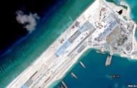 Trung Quốc ngang nhiên đăng hình ảnh đảo Đá Chữ Thập