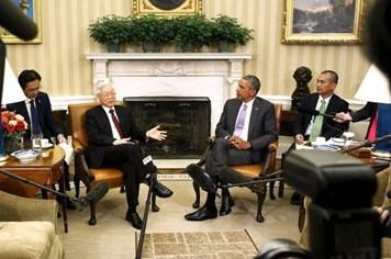 Báo chí quốc tế hoan nghênh hai nước đối thoại những khác biệt