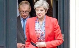 Bức tranh chính trị bất an với Thủ tướng Anh