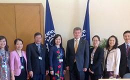 Tăng cường hợp tác để phối hợp hỗ trợ và bảo vệ người lao động Việt Nam