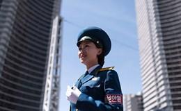 Ngắm những nữ CSGT Triều Tiên xinh đẹp cống hiến hết mình vì nhà lãnh đạo Kim Jong-un
