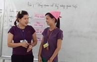 Mở lớp kỹ năng sống cho nữ CNLĐ