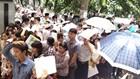 Thi công chức, viên chức tại Hà Nội: Hộ khẩu không thể là rào cản