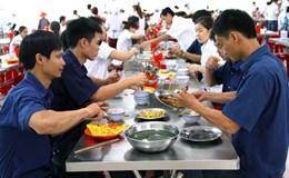 Cty CP Dệt may 29.3 (Đà Nẵng): Chăm lo tốt bữa ăn để đảm bảo sức khỏe cho công nhân