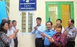 CĐ Giao thông Vận tải Việt Nam: Đem mái ấm đến người lao động khó khăn