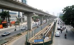 Hà Nội cần trên 40 tỉ USD để đầu tư 10 dự án đường sắt đô thị
