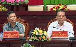 Phó Thủ tướng Thường trực Trương Hòa Bình làm việc tại tỉnh Sóc Trăng về công tác dân tộc