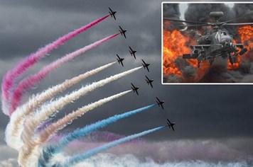 """Mục sở thị những máy bay quân sự khủng nhất thế giới chở cả """"kho vũ khí"""""""