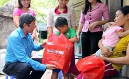 LĐLĐ tỉnh Hưng Yên: Hàng nghìn người lao động có hoàn cảnh khó khăn được chăm lo, hỗ trợ
