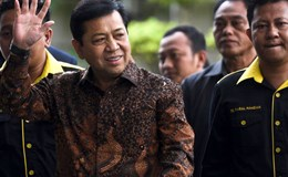Chủ tịch Quốc hội Indonesia bị cáo buộc tham nhũng