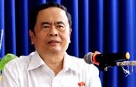 Chủ tịch Uỷ ban T.Ư MTTQVN Trần Thanh Mẫn được bổ sung làm Phó Chủ tịch Hội đồng Thi đua - Khen thưởng Trung ương