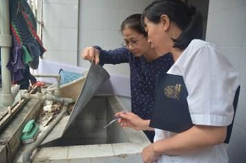 """Báo động sốt xuất huyết đang """"hoành hành"""" ở Hà Nội"""