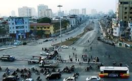 Hơn 7.700 tỉ đồng xây đường Vành đai 1 Hoàng Cầu - Voi Phục
