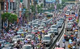 Cấm xe máy trong nội đô: Giao thông Hà Nội liệu có thoát tắc?