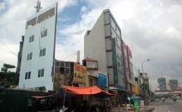 """Hà Nội xử lý 132 trường hợp nhà """"siêu mỏng"""""""