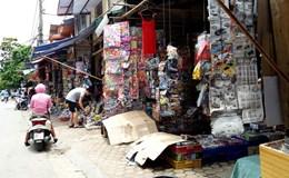 Hà Nội: Vỉa hè phố Nguyễn Quý Đức là nơi kinh doanh