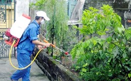 Hà Nội chi thêm hơn 8 tỉ đồng phòng chống đại dịch sốt xuất huyết
