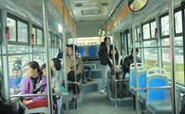 Hà Nội thí điểm dùng vé điện tử trên tuyến buýt nhanh BRT