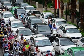 Hà Nội cấm taxi hoạt động trên những tuyến phố nào?