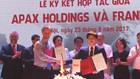 Giáo dục trung học chuẩn Mỹ của Apax Franklin ra mắt tại Việt Nam