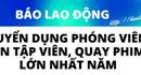 Báo Lao Động tuyển dụng phóng viên, biên tập viên, quay phim lớn nhất năm