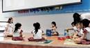 Trẻ mầm non Đà Nẵng trải nghiệm học sáng tạo