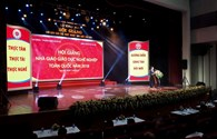 Gần 400 nhà giáo tham dự Hội giảng Nhà giáo giáo dục toàn quốc năm 2018
